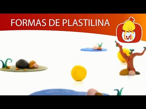 Formas de plastilina - Especial de media hora para niños
