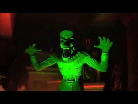 Revenge Of The Mummy Ride At Universal Studios Singapore