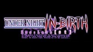 UNDER NIGHT IN-BIRTH Exe:Late[st] - Eltnum gameplay