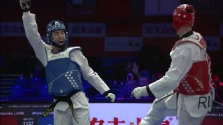 DAY 1M80kgF67KG Wuxi 2018 World Taekwondo Grand Slam Champions Series