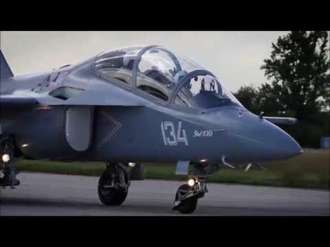 Як-130   Самолеты современной России