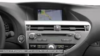 2014 Lexus RX 350 AWD 4dr SUV Bridgewater NJ 08807