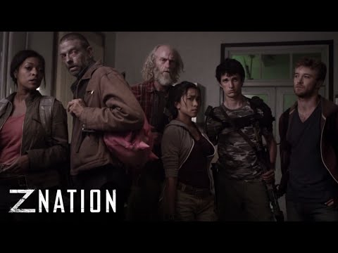Z-Nation - Extrait S01E11 : Sisters of mercy