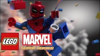 LEGO Marvel Super Heroes Gameplay & Impressions