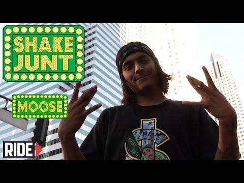 Moose Live And Die in LA - Shake Junt