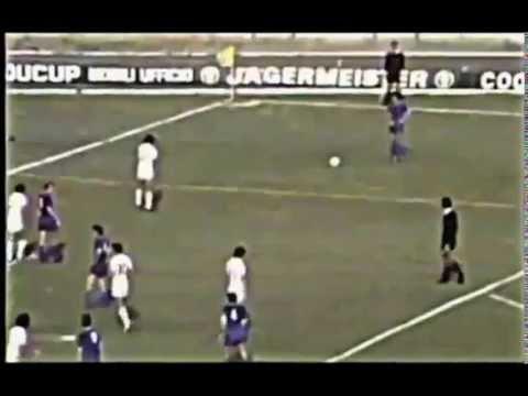 1980/81, (Juventus), Cagliari - Juventus 1-1 (01)