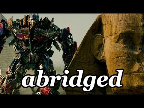 Transformers trilogy: Abridged!