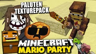 DAS PALUTEN TEXTUREPACK ✪ Mario Party mit GERMANLETSPLAY
