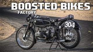 10 Of The Coolest Stock Boosted Bikes