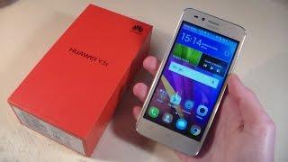 Обзор Huawei Y3 II (HD)