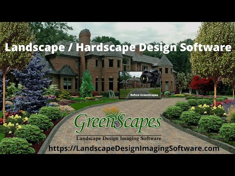 Landscape Design Imaging Software GreenScapes