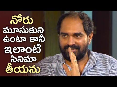 Director Krish Shocking Comments On Gautamiputra Satakarni | I Never Do This Type Of Film Again