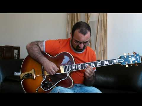 When I Fall in Love Fingerstyle Jazz Guitar