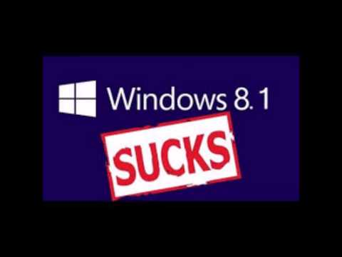 RANT: The Windows 8.1 Automatic Repair Loop