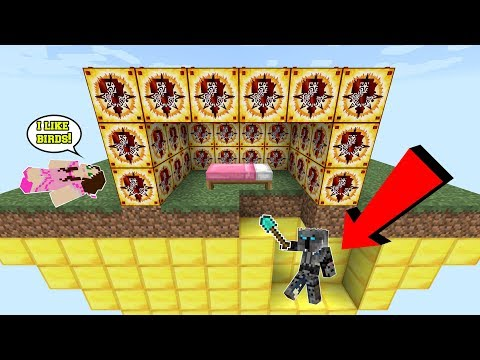Minecraft: OVERPOWERED INCA LUCKY BLOCK BEDWARS! - Modded Mini-Game