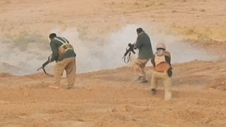 Exclusive: Peshmerga soldiers in brutal firefight vs. ISIS