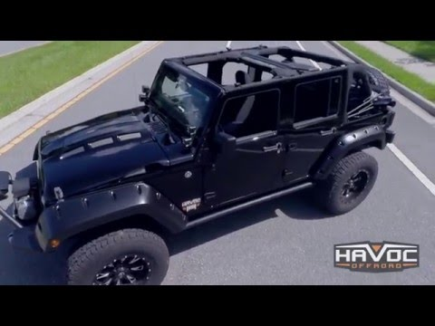 Bestop Supertop NX Replacement Jeep Soft Top Review - HavocOffroad.com