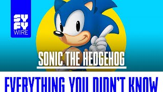Sonic The Hedgehog TV Show: Everything You Didn't Know | SYFY WIRE