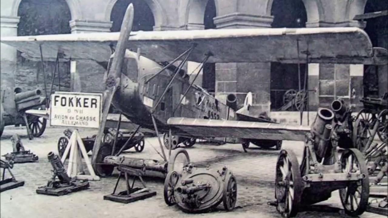 Los aviones mas antiguos del mundo youtube - El taller de lo antiguo ...