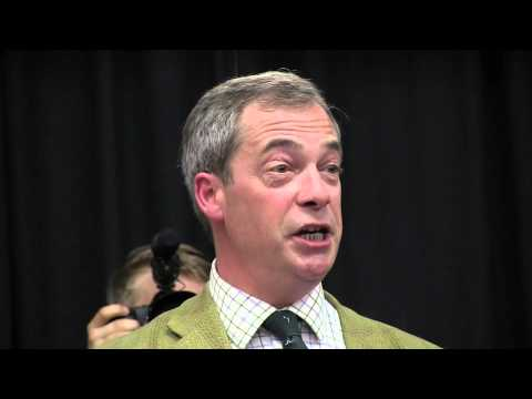 UKIP meeting Oxted, UK - 12 April 2013