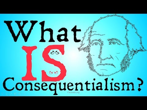 the concept of consequentialism Consequentialism is the theory in moral philosophy that says our actions should aim at producing the best consequences a consequence of consequentialism, however, is that it fails to respect the integrity of the individuals involved.
