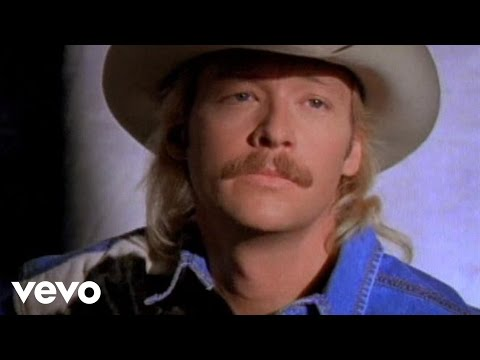 Alan Jackson – Who Says You Can't Have It All