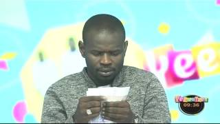 REPLAY - SPORTS avec MAMADOU NDIAYE dans Yeewu Leen du 10 Janvier 2017