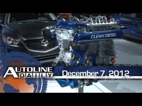 Mazda's Diesel Racing Effort - Autoline Daily 1029