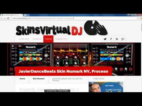 NUEVOS SKINS PARA EL VIRTUAL DJ PRO 7,8