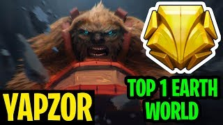 How The World's Best EarthShaker Destroys The Game - Yapzor - Dota 2