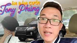 Đi Lexus tiền tỉ của Tân1Cú ăn đám cưới Tony Phùng