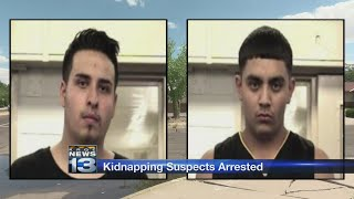 Woman uses police code to tell officers she was kidnapped
