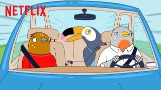 "Tuca & Bertie | ""Kissing U"" Music Video 