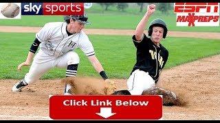 Stephen-Argyle Central vs Thompson - high school baseball championships 2019 live stream