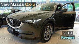 New Mazda CX-5 2019 Review Interior Exterior