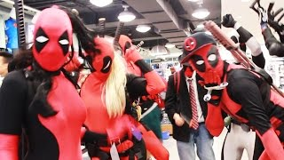 TOO MANY DEADPOOLS - Real Life Superhero Movie - TheSeanWardShow