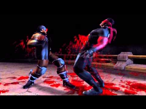 Mortal Kombat: Deadly Alliance - Kano's Fatality