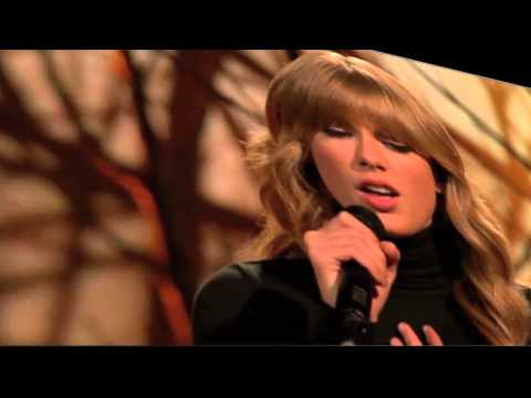Taylor Swift performs her new single 'The Last Time' Live on X Factor UK 2013 with Gary Lightbody