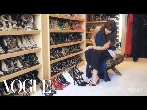 Head Over Heels: Inside Tamara Mellon s Closet - Vogue Diaries