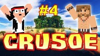 CRUSOE - Ep. 4 - Dead Island !!! - Fanta et Bob dans Minecraft