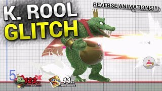 CRAZY King K. Rool Glitch in Smash Ultimate!! (2.0.0)