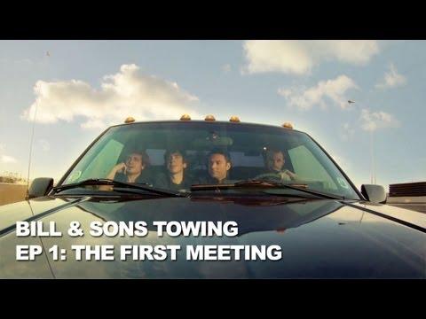 The First Meeting - Bill & Sons Towing Ep. 1