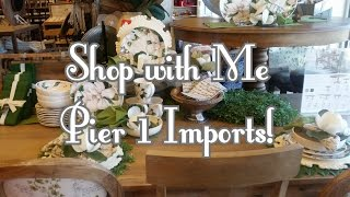 Browsing at Pier 1 Imports | FALL Decor Ideas