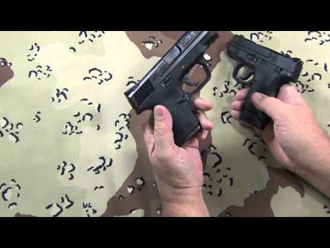 M&P Shield 9mm Review