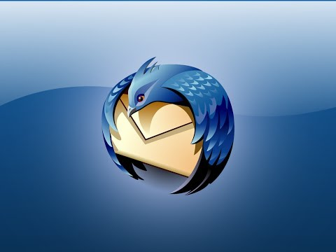 Thunderbird Tutorial Free Email Manager, The Free Altenative for Outlook