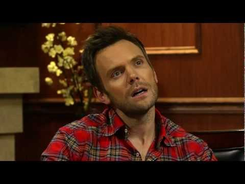 Joel McHale On Making Fun Of Pop Culture | Larry King Now | Ora TV