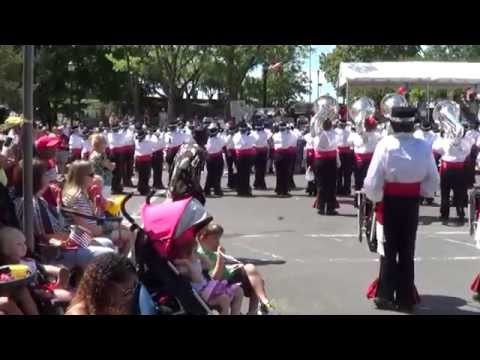 2015 Hudson Flag Day Parade