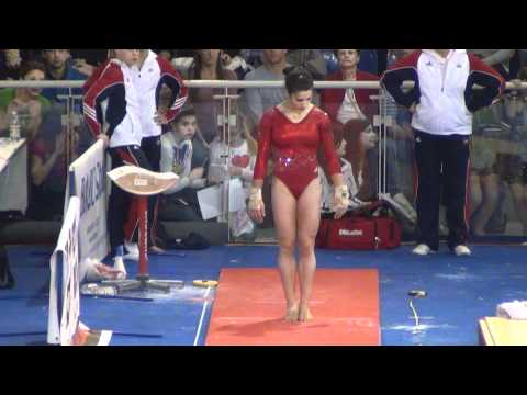 Alexandra Raisman (USA) Jesolo 2012 - VT - 15.40