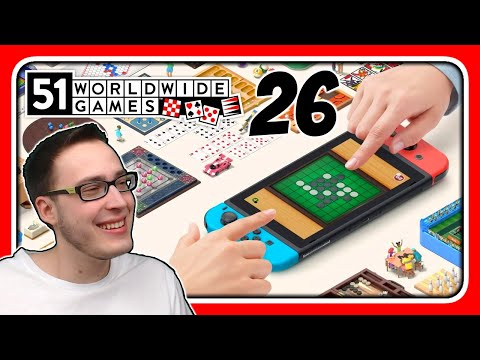 Livestream! 51 Worldwide Games [Nintendo Switch / Deutsch / Multiplayer] (Stream 26)