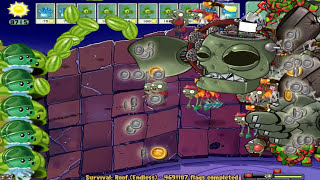 PLANTS VS ZOMBIES 100%  DR. ZOMBOSS`S